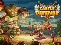 Play Castle Defense Upgraded
