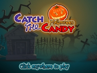 Play Catch the Candy Halloween