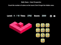 Play Count Cubes