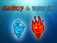 Play FireBoy and WaterGirl 2 in The Light Temple
