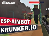 Play How To Get Aimbot On Krunker.io