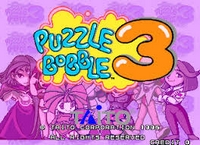 Play Puzzle Bobble 3