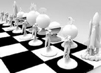 Play Space Chess