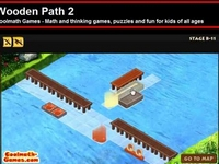 Play Wooden Paths 2
