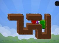 Play Apple Worm