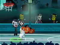 Play Basketball Legends Halloween