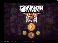 Play Cannon Basketball 3