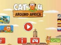 Play Cat Around Africa