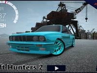 Play Drift Hunters 2