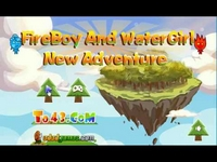 Play Fireboy And Watergirl New Adventure