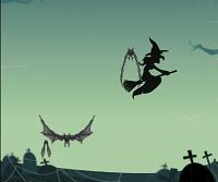 Play Halloween Bats