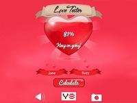 Play Love Tester