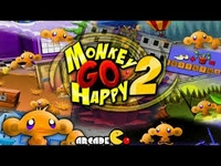 Play Monkey Go Happy 2