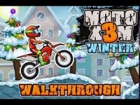 Play Moto X3M Winter