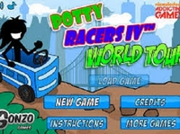 Play Potty Racers 4