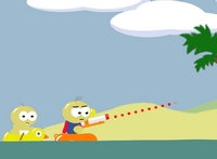 Play Raft Wars 4