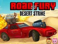Play Road Of Fury: Desert Strike