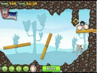 Play Skeleton Launcher