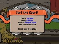 Play Sort The Court