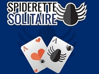 Play Spiderette Solitaire