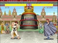 Play Street Fighter 2