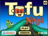 Play Tofu Ninja
