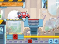 Play Wheely 4: Time Travel