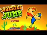 Play Wrestle Jump 2