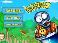 Play Zombie Launcher